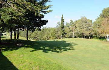 A view of a green at Tangier Royal Golf Club